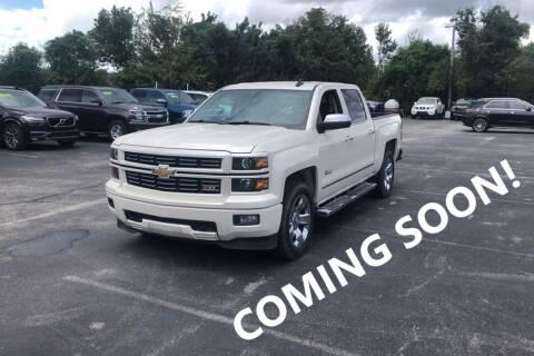 2015 Chevrolet Silverado 1500 for sale at Crossroads Auto Sales LLC in Rossville GA