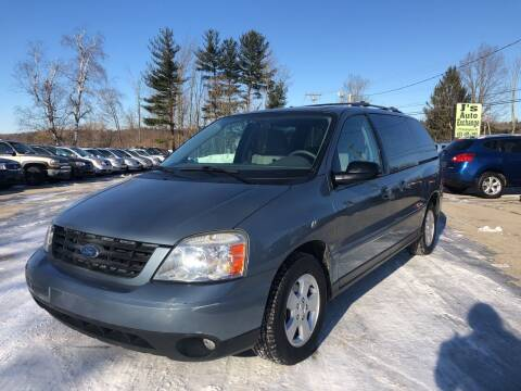 2004 Ford Freestar for sale at J's Auto Exchange in Derry NH