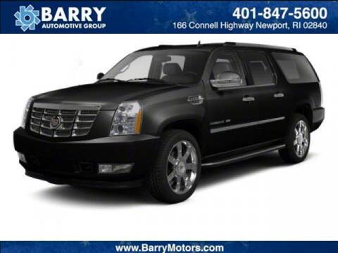 2013 Cadillac Escalade ESV for sale at BARRYS Auto Group Inc in Newport RI
