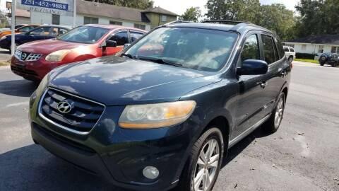 2011 Hyundai Santa Fe for sale at GULF COAST MOTORS in Mobile AL