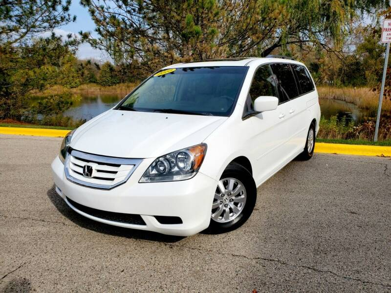 2010 Honda Odyssey for sale at Excalibur Auto Sales in Palatine IL