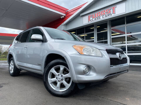 2010 Toyota RAV4 for sale at Furrst Class Cars LLC in Charlotte NC