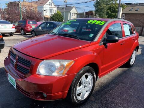 2009 Dodge Caliber for sale at Barnes Auto Group in Chicago IL