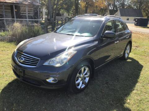 2008 Infiniti EX35 for sale at Village Motors Of Salado in Salado TX
