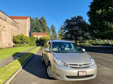 2009 Toyota Sienna for sale at EZ Deals Auto in Seattle WA