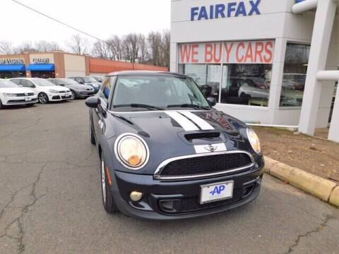 2013 MINI Hardtop for sale at AP Fairfax in Fairfax VA
