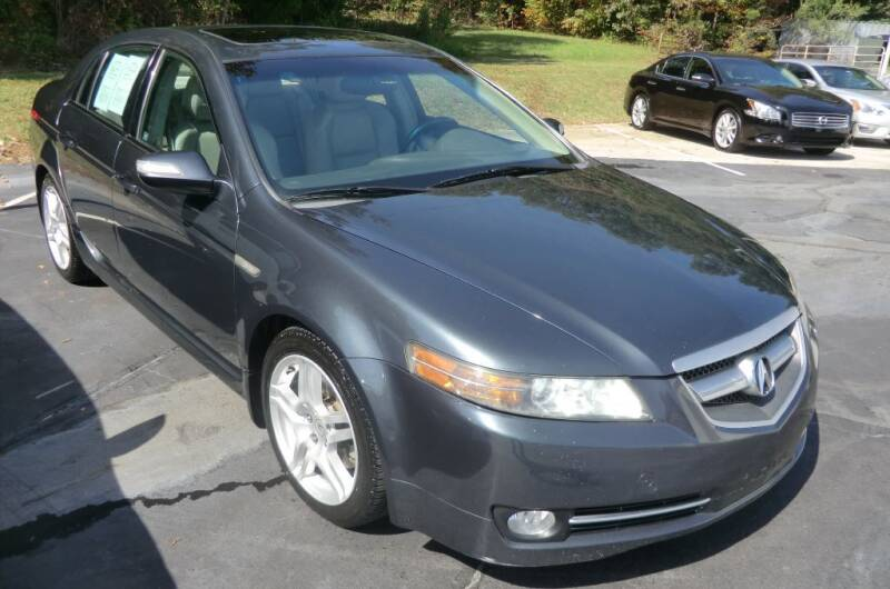 2007 Acura TL for sale at Glory Motors in Rock Hill SC