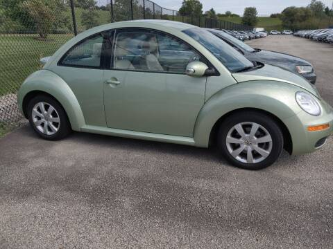 2008 Volkswagen New Beetle for sale at Nationwide Auto Group in Melrose Park IL