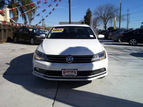 2016 Volkswagen Jetta for sale at Empire Auto Sales in Modesto CA