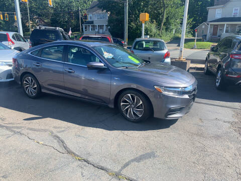 2019 Honda Insight for sale at CAR CORNER RETAIL SALES in Manchester CT