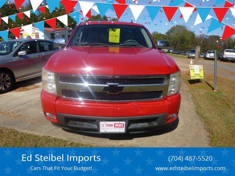 2007 Chevrolet Silverado 1500 for sale at Ed Steibel Imports in Shelby NC