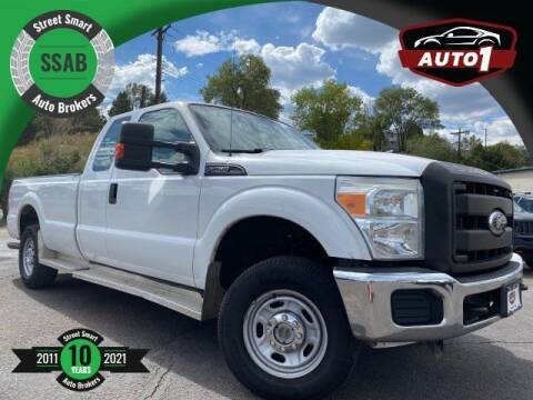 2011 Ford F-250 Super Duty for sale at Street Smart Auto Brokers in Colorado Springs CO