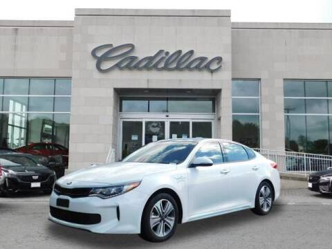 2017 Kia Optima Plug-In Hybrid for sale at Radley Cadillac in Fredericksburg VA