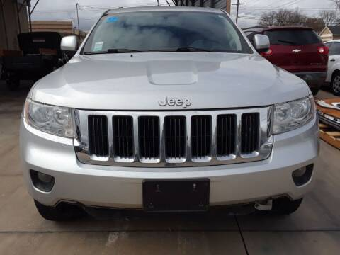 2012 Jeep Grand Cherokee for sale at Auto Haus Imports in Grand Prairie TX