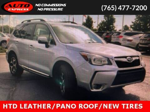 2016 Subaru Forester for sale at Auto Express in Lafayette IN