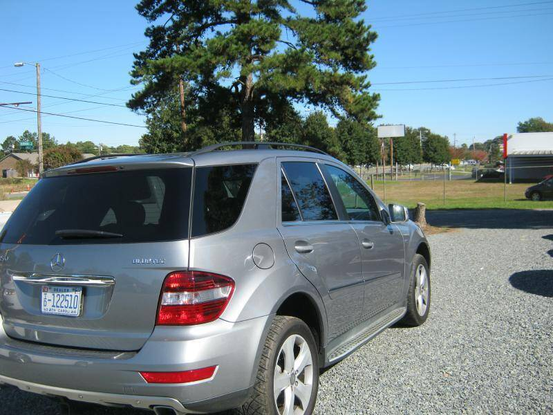 2011 Mercedes-Benz M-Class for sale at Speed Auto Inc in Charlotte NC