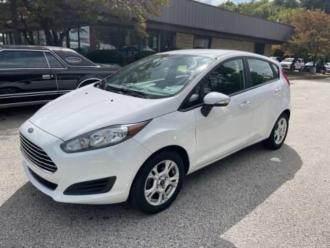 2016 Ford Fiesta for sale at Black Tie Classics in Stratford NJ