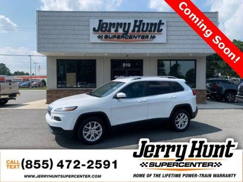2018 Jeep Cherokee for sale at Jerry Hunt Supercenter in Lexington NC