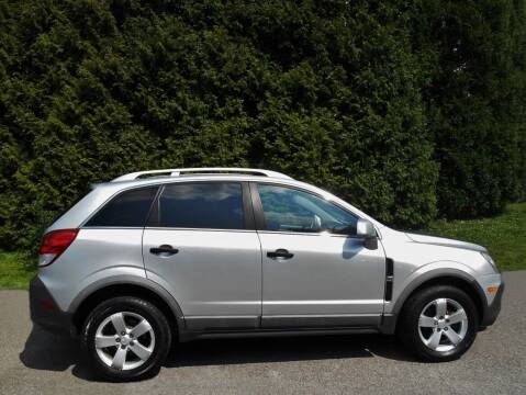 2012 Chevrolet Captiva Sport for sale at CARS II in Brookfield OH