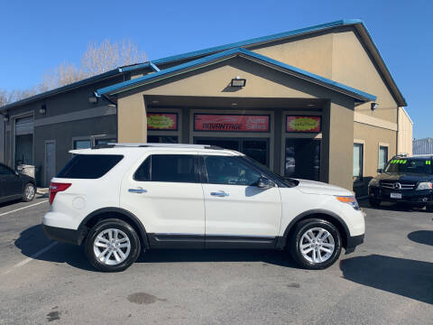 2012 Ford Explorer for sale at Advantage Auto Sales in Garden City ID