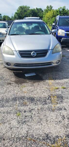 2003 Nissan Altima 2.5 S 4dr Sedan - South Chicago Heights IL
