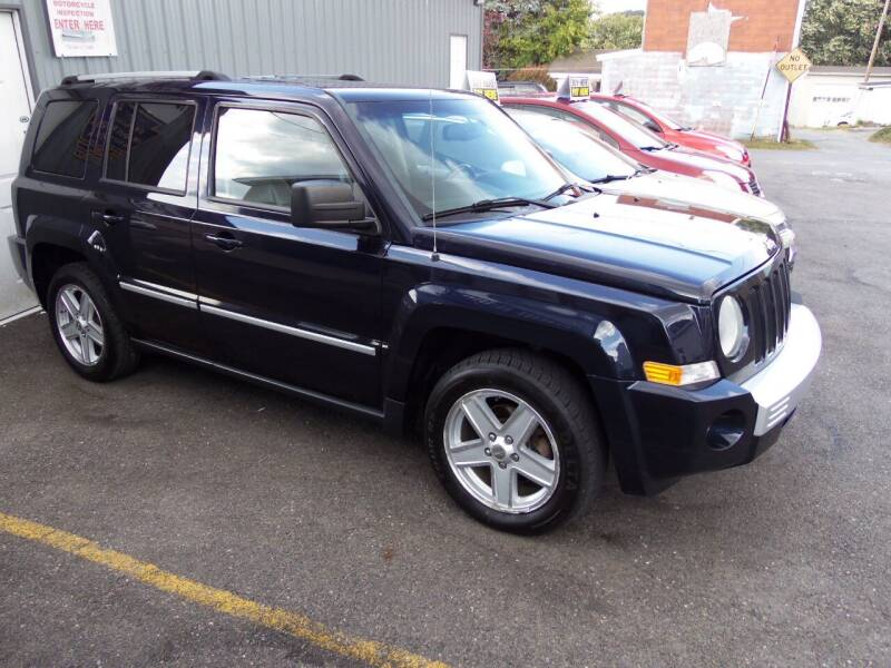 2010 Jeep Patriot 4x4 Limited 4dr SUV - Easton PA