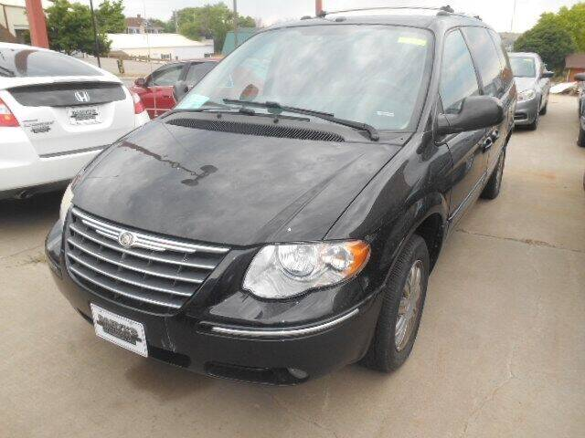 2006 Chrysler Town and Country for sale at Daryl's Auto Service in Chamberlain SD