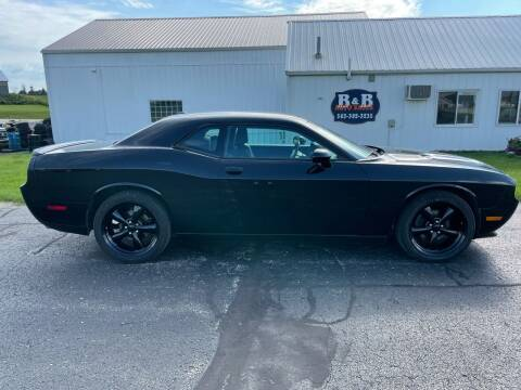 2011 Dodge Challenger for sale at B & B Sales 1 in Decorah IA