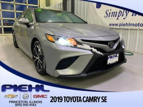 2019 Toyota Camry for sale at Piehl Motors - PIEHL Chevrolet Buick Cadillac in Princeton IL