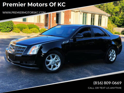 2008 Cadillac CTS for sale at Premier Motors of KC in Kansas City MO