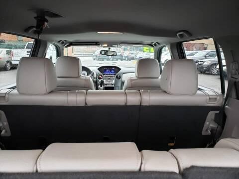 2013 Honda Pilot for sale at Merrimack Motors in Lawrence MA