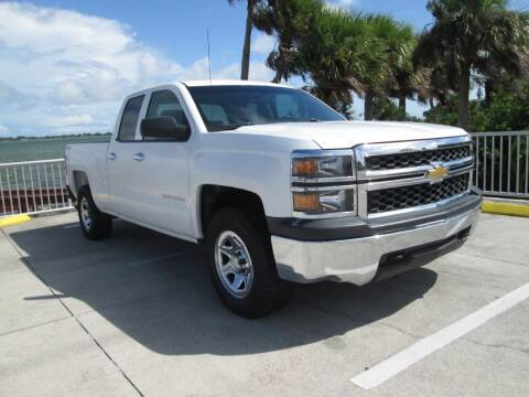 2014 Chevrolet Silverado 1500 for sale at Best Deal Auto Sales in Melbourne FL