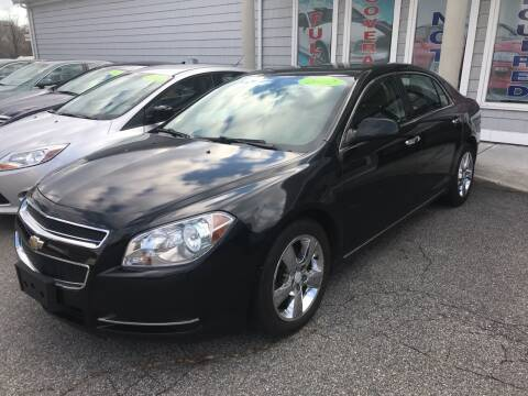 2012 Chevrolet Malibu for sale at Capital Auto Sales in Providence RI