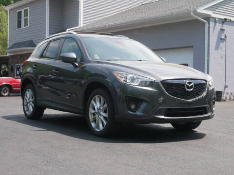 2015 Mazda CX-5 for sale at Canton Auto Exchange in Canton CT