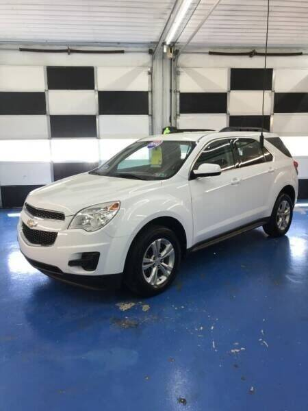 2010 Chevrolet Equinox for sale at Ron's Automotive in Manchester MD