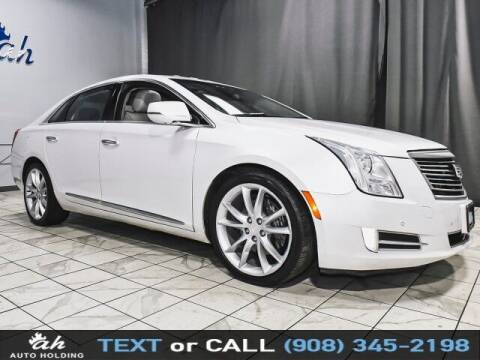 2017 Cadillac XTS for sale at AUTO HOLDING in Hillside NJ