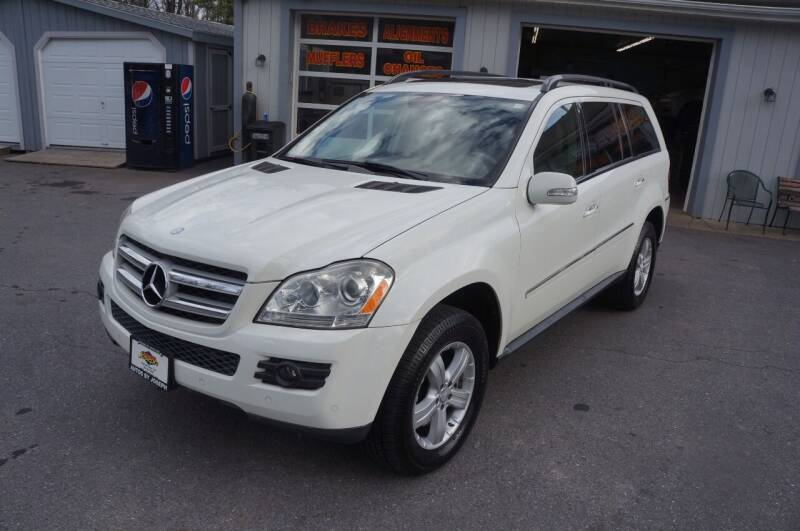 2008 Mercedes-Benz GL-Class for sale at Autos By Joseph Inc in Highland NY