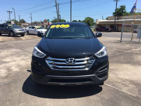 2014 Hyundai Santa Fe Sport for sale at Bobby Lafleur Auto Sales in Lake Charles LA