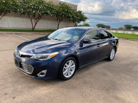 2015 Toyota Avalon for sale at Pitt Stop Detail & Auto Sales in College Station TX