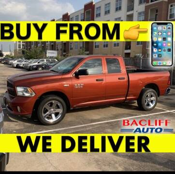 2013 RAM Ram Pickup 1500 for sale at Bacliff Auto in Bacliff TX