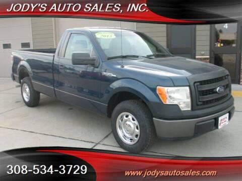 2013 Ford F-150 for sale at Jody's Auto Sales in North Platte NE
