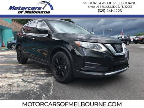 2017 Nissan Rogue for sale at Motorcars of Melbourne in Rockledge FL