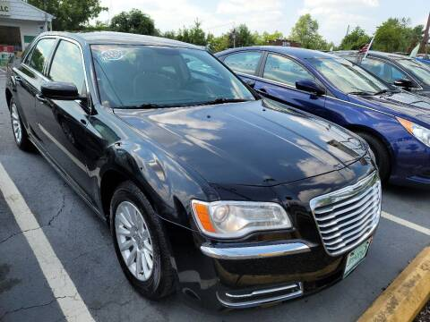 2014 Chrysler 300 for sale at Shaddai Auto Sales in Whitehall OH