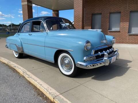 1952 Chevrolet STYLELINE for sale at Klemme Klassic Kars in Davenport IA