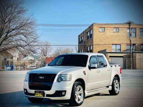 2008 Ford Explorer Sport Trac for sale at ARCH AUTO SALES in St. Louis MO
