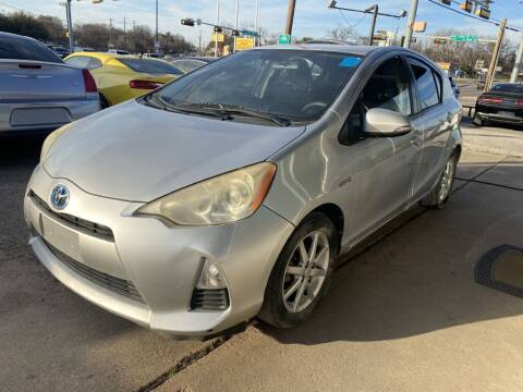 2012 Toyota Prius c for sale at Pary's Auto Sales in Garland TX