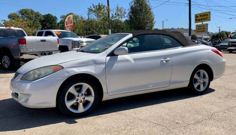 2006 Toyota Camry Solara for sale at Steve's Auto Sales in Norfolk VA