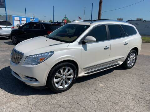 2014 Buick Enclave for sale at Superior Used Cars LLC in Claremore OK