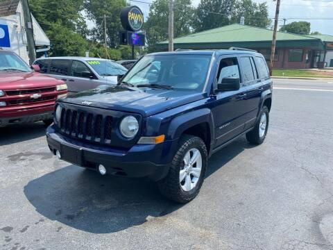 2013 Jeep Patriot for sale at Brucken Motors in Evansville IN