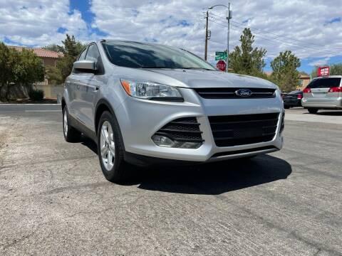 2014 Ford Escape for sale at Boktor Motors in Las Vegas NV